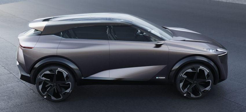 Nissan IMQ Concept previews new design language Image #932901