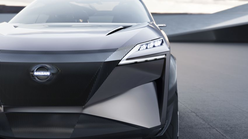 Nissan IMQ Concept previews new design language Image #932903
