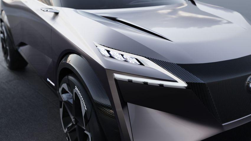 Nissan IMQ Concept previews new design language Image #932904