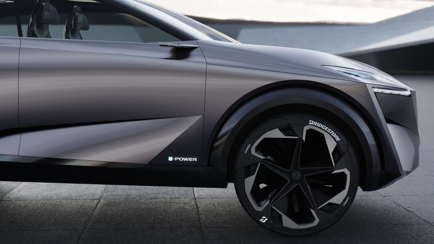 Nissan IMQ Concept previews new design language Image #932905