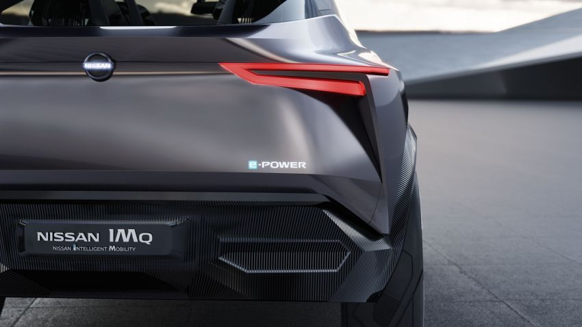 Nissan IMQ Concept previews new design language Image #932906