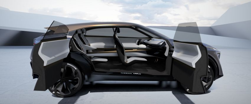 Nissan IMQ Concept previews new design language Image #932908