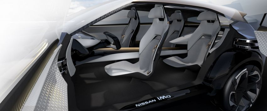 Nissan IMQ Concept previews new design language Image #932925