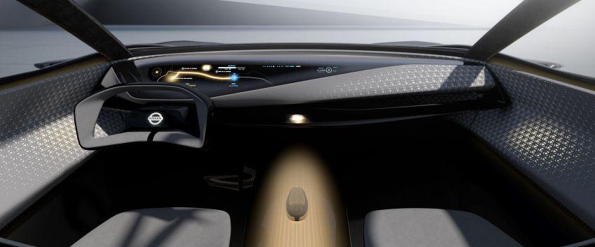 Nissan IMQ Concept pamer bahasa rekaan baharu Image #933305