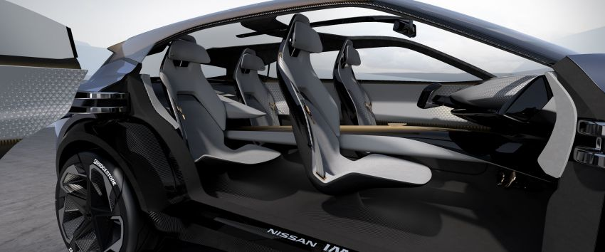 Nissan IMQ Concept previews new design language Image #932931