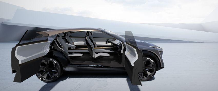 Nissan IMQ Concept previews new design language Image #932935