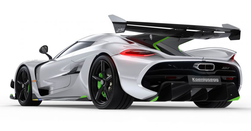 Koenigsegg Jesko muncul di Geneva – enjin V8 5.0L twin turbo 1,600 hp, 1500 Nm, transmisi Light Speed Image #930989