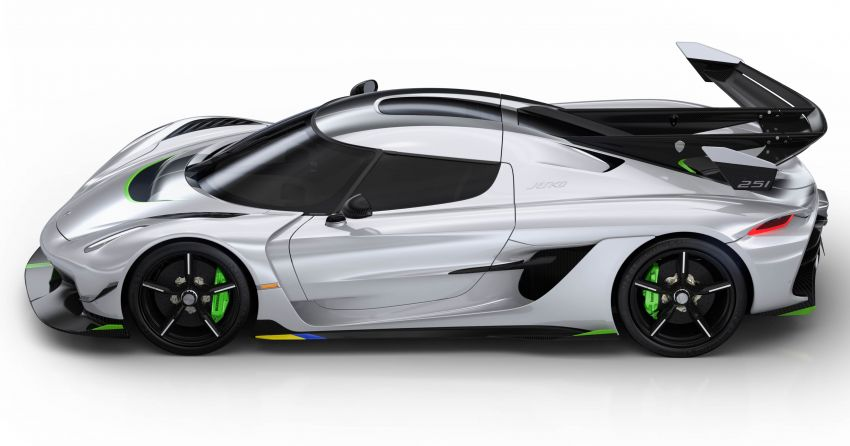 Koenigsegg Jesko debuts in Geneva – 5.0L twin-turbo V8; 1,600 hp, 1,500 Nm; Light Speed Transmission Image #930650