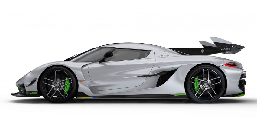 Koenigsegg Jesko debuts in Geneva – 5.0L twin-turbo V8; 1,600 hp, 1,500 Nm; Light Speed Transmission Image #930652