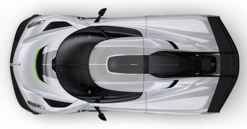 Koenigsegg Jesko debuts in Geneva – 5.0L twin-turbo V8; 1,600 hp, 1,500 Nm; Light Speed Transmission Image #930654