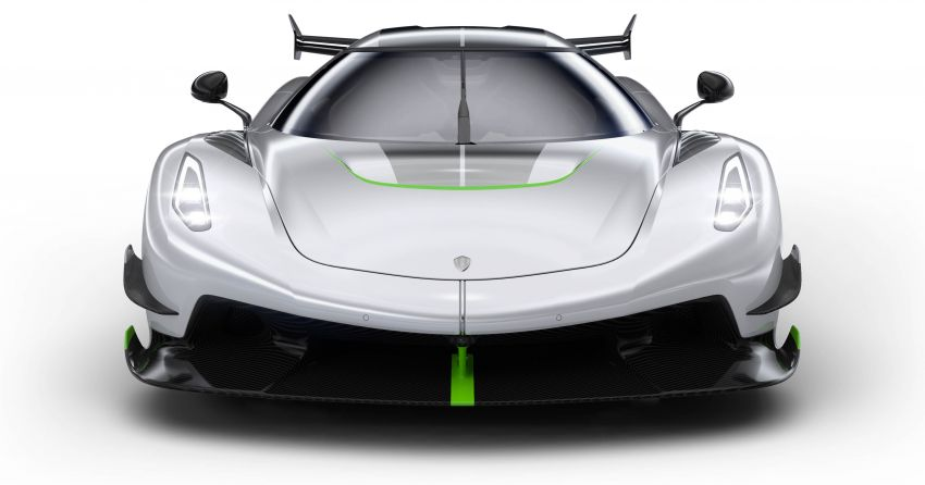 Koenigsegg Jesko debuts in Geneva – 5.0L twin-turbo V8; 1,600 hp, 1,500 Nm; Light Speed Transmission Image #930656