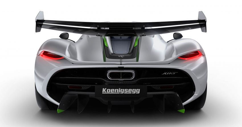 Koenigsegg Jesko debuts in Geneva – 5.0L twin-turbo V8; 1,600 hp, 1,500 Nm; Light Speed Transmission Image #930657