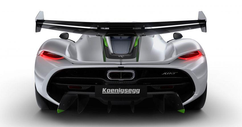 Koenigsegg Jesko muncul di Geneva – enjin V8 5.0L twin turbo 1,600 hp, 1500 Nm, transmisi Light Speed Image #930995