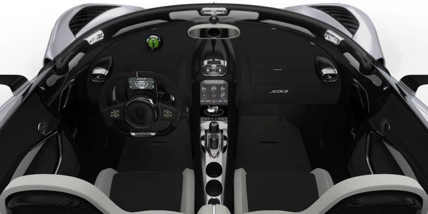 Koenigsegg Jesko muncul di Geneva – enjin V8 5.0L twin turbo 1,600 hp, 1500 Nm, transmisi Light Speed Image #930996