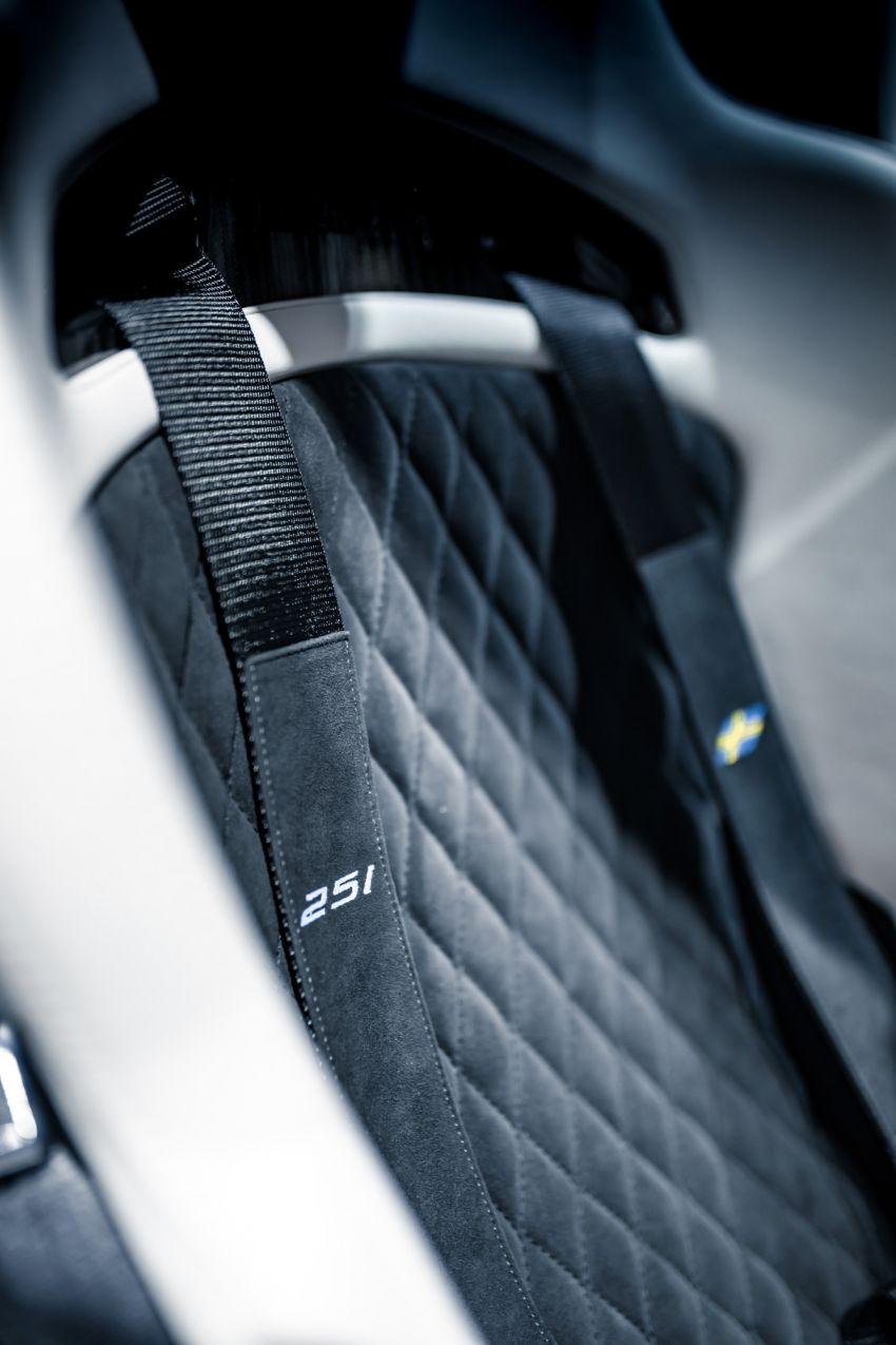 Koenigsegg Jesko debuts in Geneva – 5.0L twin-turbo V8; 1,600 hp, 1,500 Nm; Light Speed Transmission Image #935346