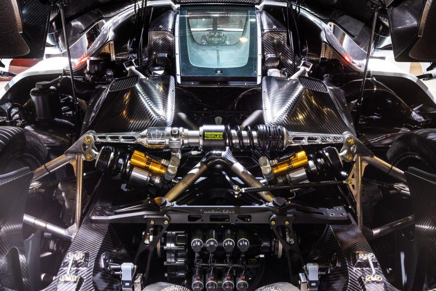 Koenigsegg Jesko debuts in Geneva – 5.0L twin-turbo V8; 1,600 hp, 1,500 Nm; Light Speed Transmission Image #935352