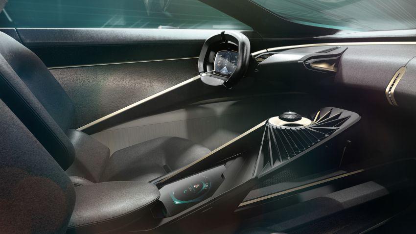 Lagonda All Terrain Concept – kenderaan tanpa emisi mewah yang bakal masuk fasa pengeluaran pada 2022 Image #932297
