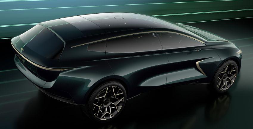 Lagonda All Terrain Concept – kenderaan tanpa emisi mewah yang bakal masuk fasa pengeluaran pada 2022 Image #932289