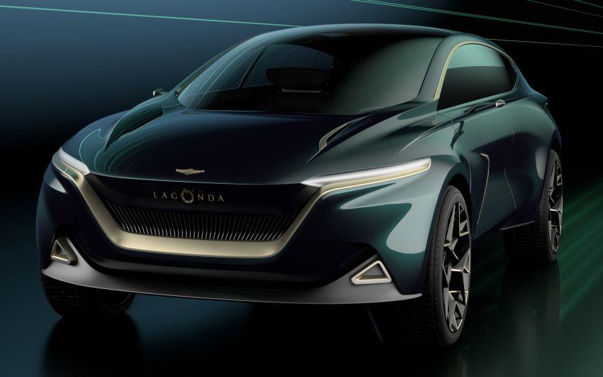 Lagonda All Terrain Concept – kenderaan tanpa emisi mewah yang bakal masuk fasa pengeluaran pada 2022 Image #932290