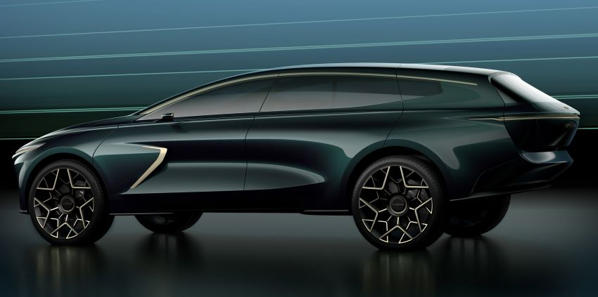 Lagonda All Terrain Concept – kenderaan tanpa emisi mewah yang bakal masuk fasa pengeluaran pada 2022 Image #932291