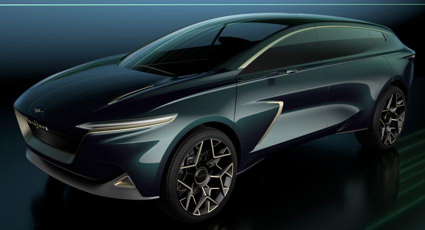 Lagonda All Terrain Concept – kenderaan tanpa emisi mewah yang bakal masuk fasa pengeluaran pada 2022 Image #932293