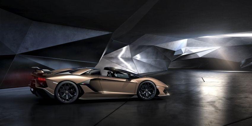 Lamborghini Aventador SVJ Roadster – only 800 units Image #929645
