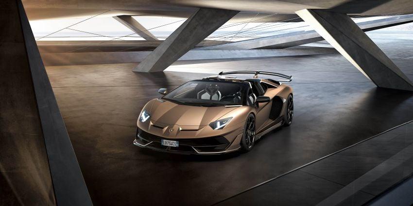Lamborghini Aventador SVJ Roadster – only 800 units Image #929648