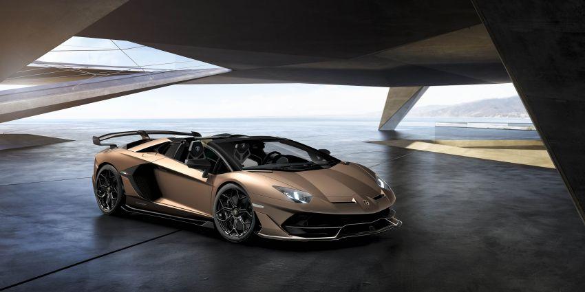 Lamborghini Aventador SVJ Roadster – only 800 units Image #929652