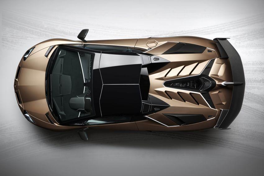 Lamborghini Aventador SVJ Roadster – only 800 units Image #929656