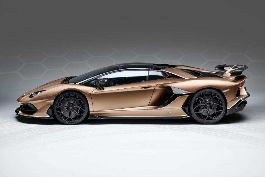 Lamborghini Aventador SVJ Roadster – only 800 units Image #929659