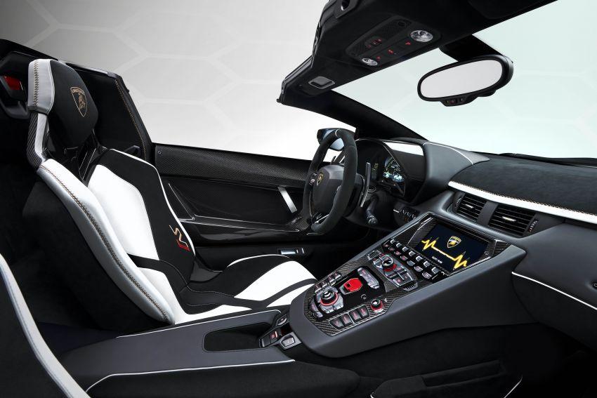 Lamborghini Aventador SVJ Roadster – only 800 units Image #929664