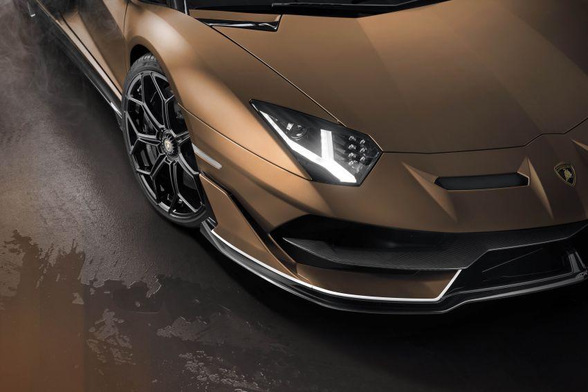 Lamborghini Aventador SVJ Roadster – only 800 units Image #929636