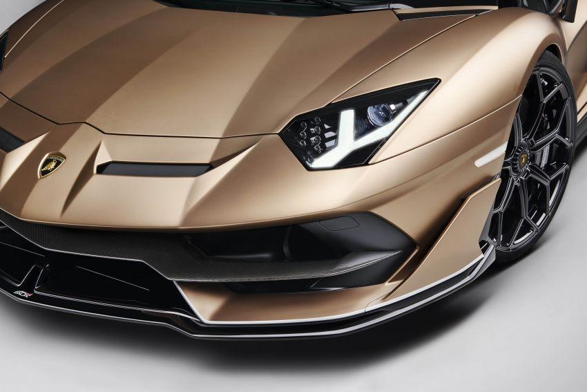 Lamborghini Aventador SVJ Roadster – only 800 units Image #929671