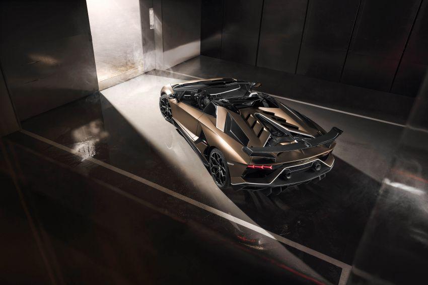Lamborghini Aventador SVJ Roadster – only 800 units Image #929637