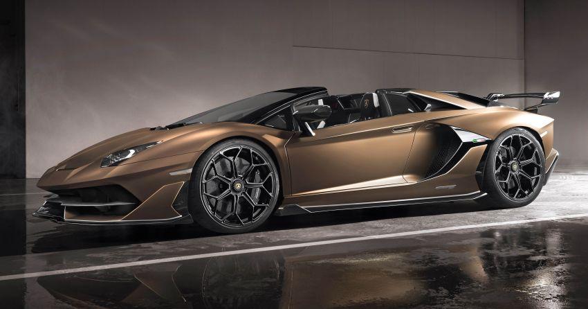 Lamborghini Aventador SVJ Roadster – only 800 units Image #929640