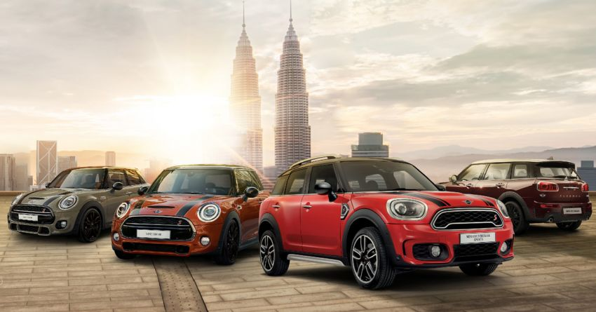 AD: MINI range now comes with MINI Connected – exclusive deals await at Auto Bavaria this weekend Image #934273