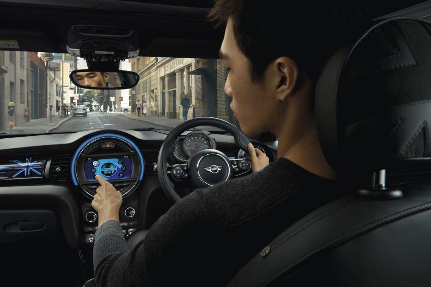 MINI Connected baharu dengan teknologi SIM 4G diperkenalkan di Malaysia – untuk model MINI 2019 Image #931093