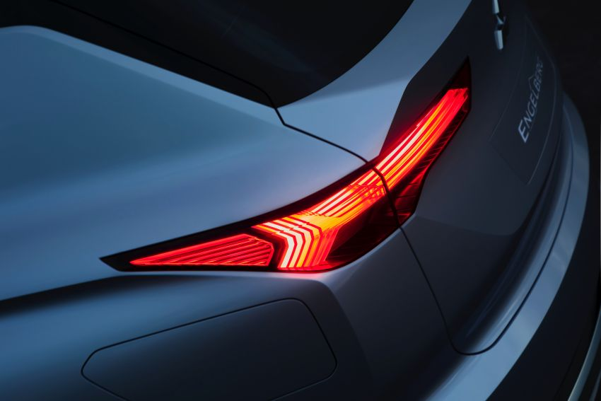 Mitsubishi Engelberg Tourer – PHEV SUV concept with 20 kWh battery, 70 km EV range, 700 km combined Image #932204
