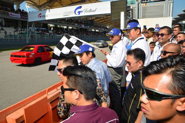 2019 Malaysia Speed Festival (MSF) Round 1 ends with 205