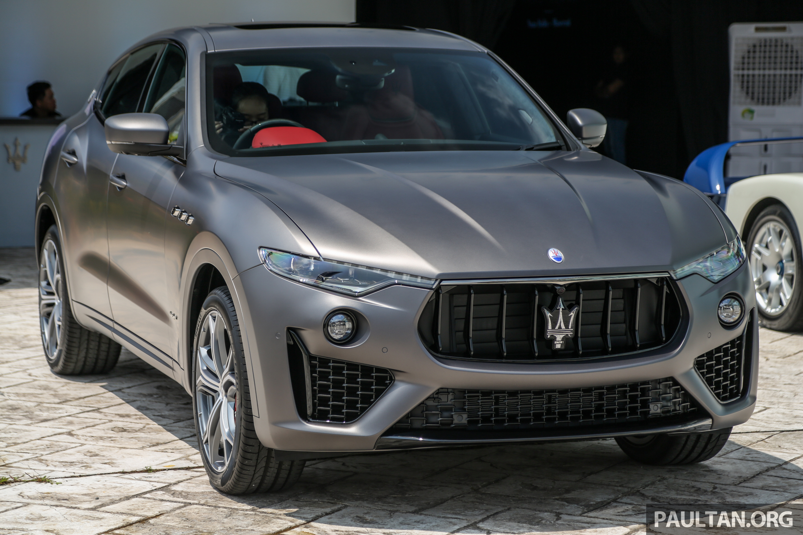 Maserati Levante Vulcano Launched Only 10 Units In Malaysia 430 Ps 3 0 Litre Biturbo V6 From Rm838 800 Paultan Org