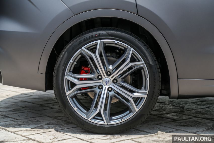 Maserati Levante Vulcano launched – only 10 units in Malaysia, 430 PS 3.0 litre biturbo V6, from RM838,800 Image #933887