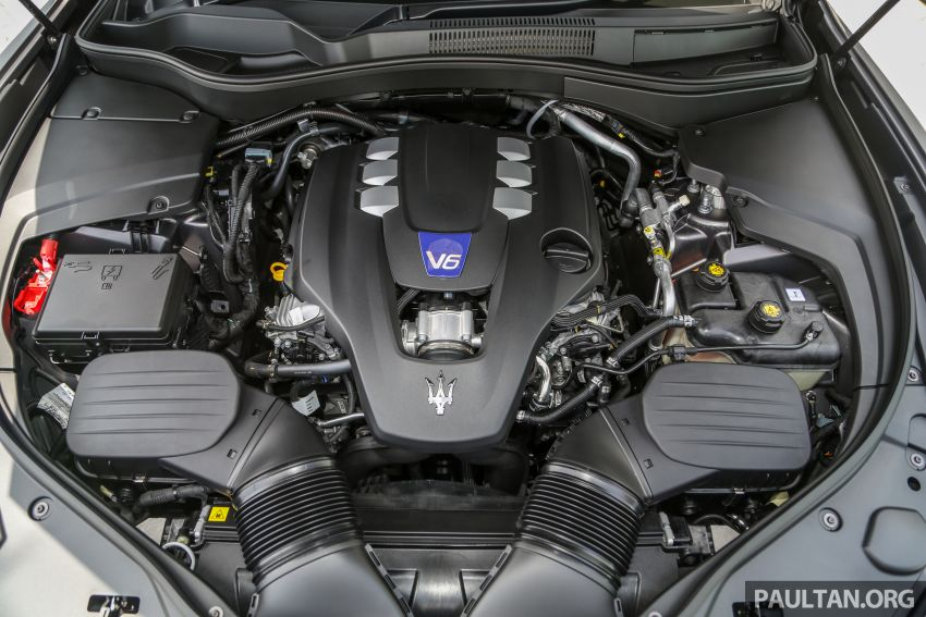 Maserati Levante Vulcano launched – only 10 units in Malaysia, 430 PS 3.0 litre biturbo V6, from RM838,800 Image #933896