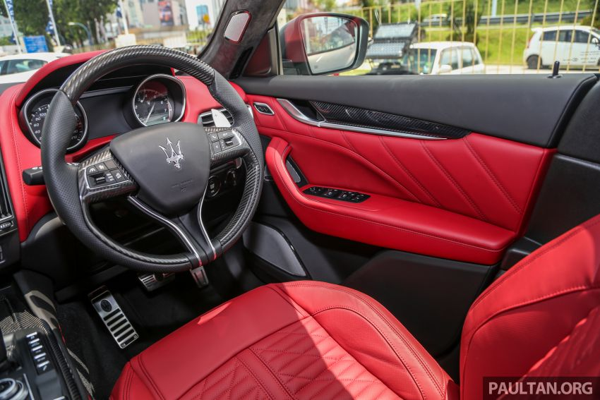 Maserati Levante Vulcano launched – only 10 units in Malaysia, 430 PS 3.0 litre biturbo V6, from RM838,800 Image #933924