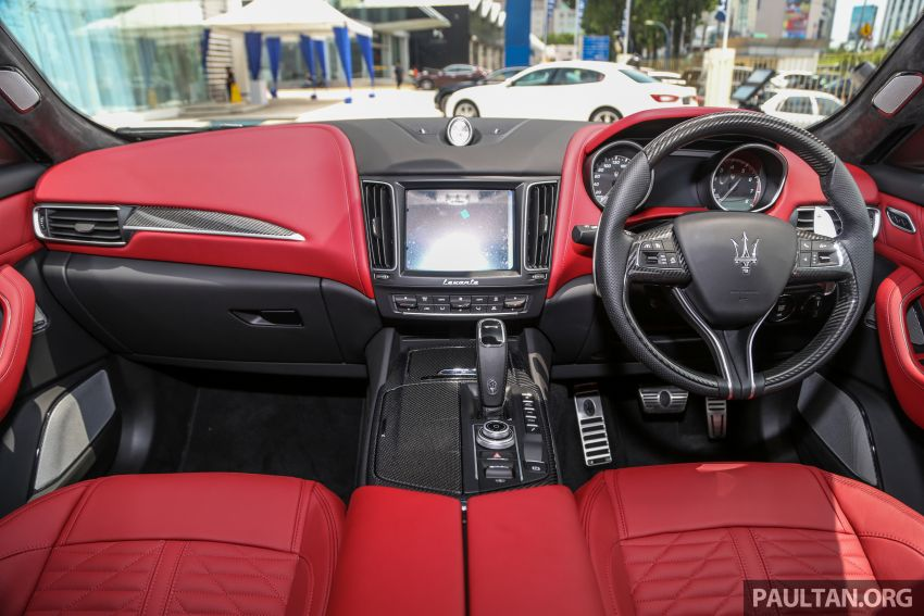Maserati Levante Vulcano launched – only 10 units in Malaysia, 430 PS 3.0 litre biturbo V6, from RM838,800 Image #933899