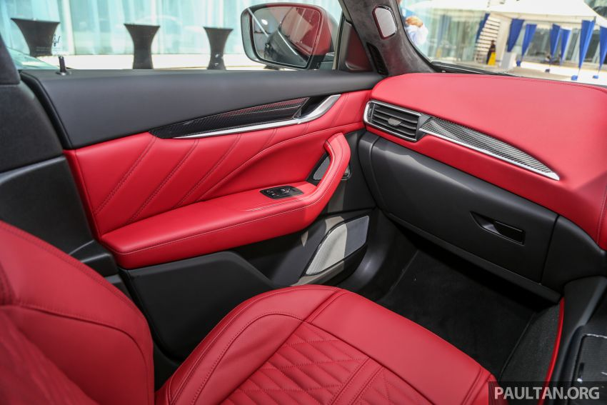 Maserati Levante Vulcano launched – only 10 units in Malaysia, 430 PS 3.0 litre biturbo V6, from RM838,800 Image #933925