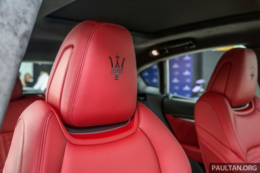 Maserati Levante Vulcano launched – only 10 units in Malaysia, 430 PS 3.0 litre biturbo V6, from RM838,800 Image #933937