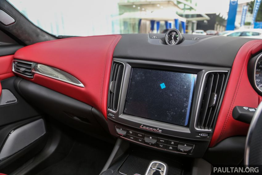 Maserati Levante Vulcano launched – only 10 units in Malaysia, 430 PS 3.0 litre biturbo V6, from RM838,800 Image #933903