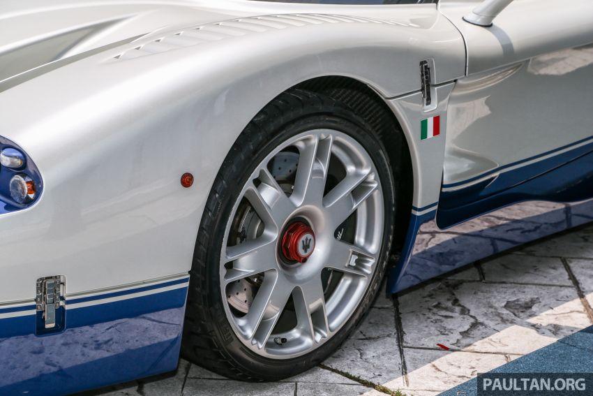 GALERI: Maserati MC12 dipamerkan di NAZA Italia PJ Image #934984