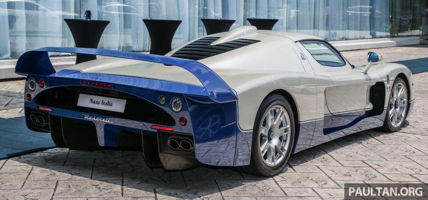 GALERI: Maserati MC12 dipamerkan di NAZA Italia PJ Image #934976