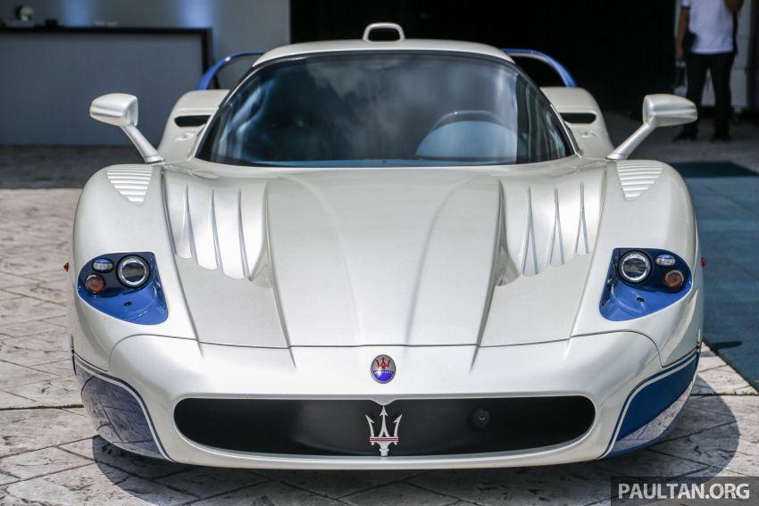 GALERI: Maserati MC12 dipamerkan di NAZA Italia PJ Image #934978